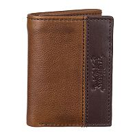 Men's Levi's® Leather Trifold Wallet