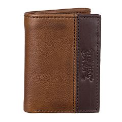 Men's Levi's® Genuine Leather Trifold Wallet