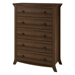 Altra Oakridge 5-Drawer Dresser