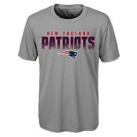 Boys 4-7 New England Patriots Energy Performance Tee