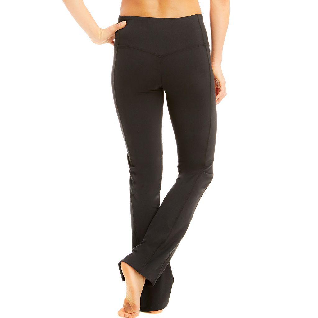 Women's Marika Sophia High Rise Tummy Control Flared Yoga Pants