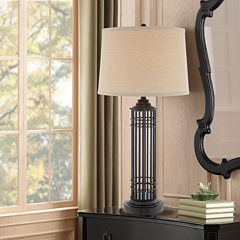 Catalina Open Cage Table Lamp