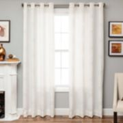 Softline Willow Medallion Window Curtain