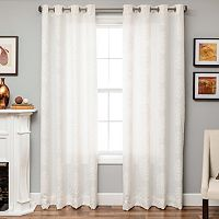 Softline Willow Medallion Window Curtain
