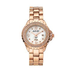 August Steiner Women's Diamond & Crystal Watch