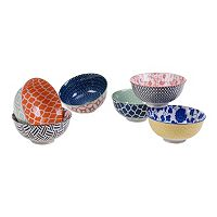 Certified International Chelsea 6-pc. Soup / Cereal Bowl Set