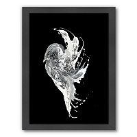Americanflat On Soul A Abstract Framed Wall Art