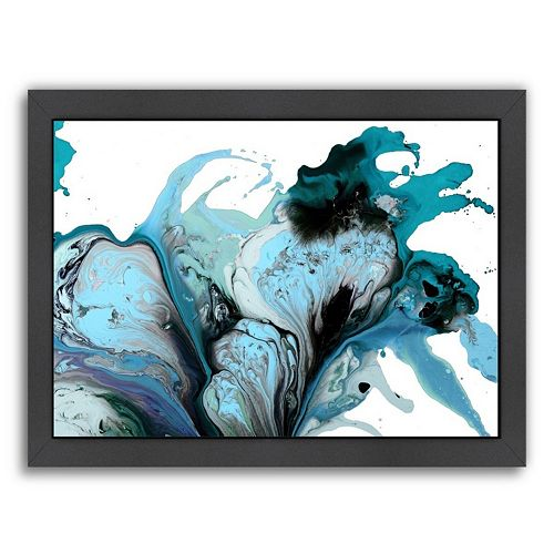 Americanflat Pure Emotion Abstract Framed Wall Art