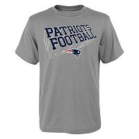 Boys 4-7 New England Patriots Dimensional Tee