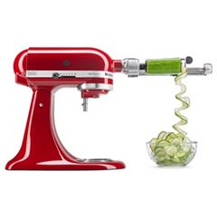 Kitchenaid KSM2APC 7-Blade Spiralizer Plus with Peel, Core & Slice