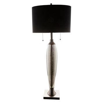 Decor 140 Abbas Mercury Glass Table Lamp
