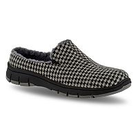 Easy Street Kana Women's Houndstooth Clogs