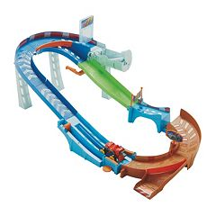 Blaze and the Monster Machines Flip & Race Speedway by Fisher-Price