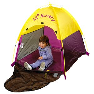Pacific Play Tents Lil Nursery Tent