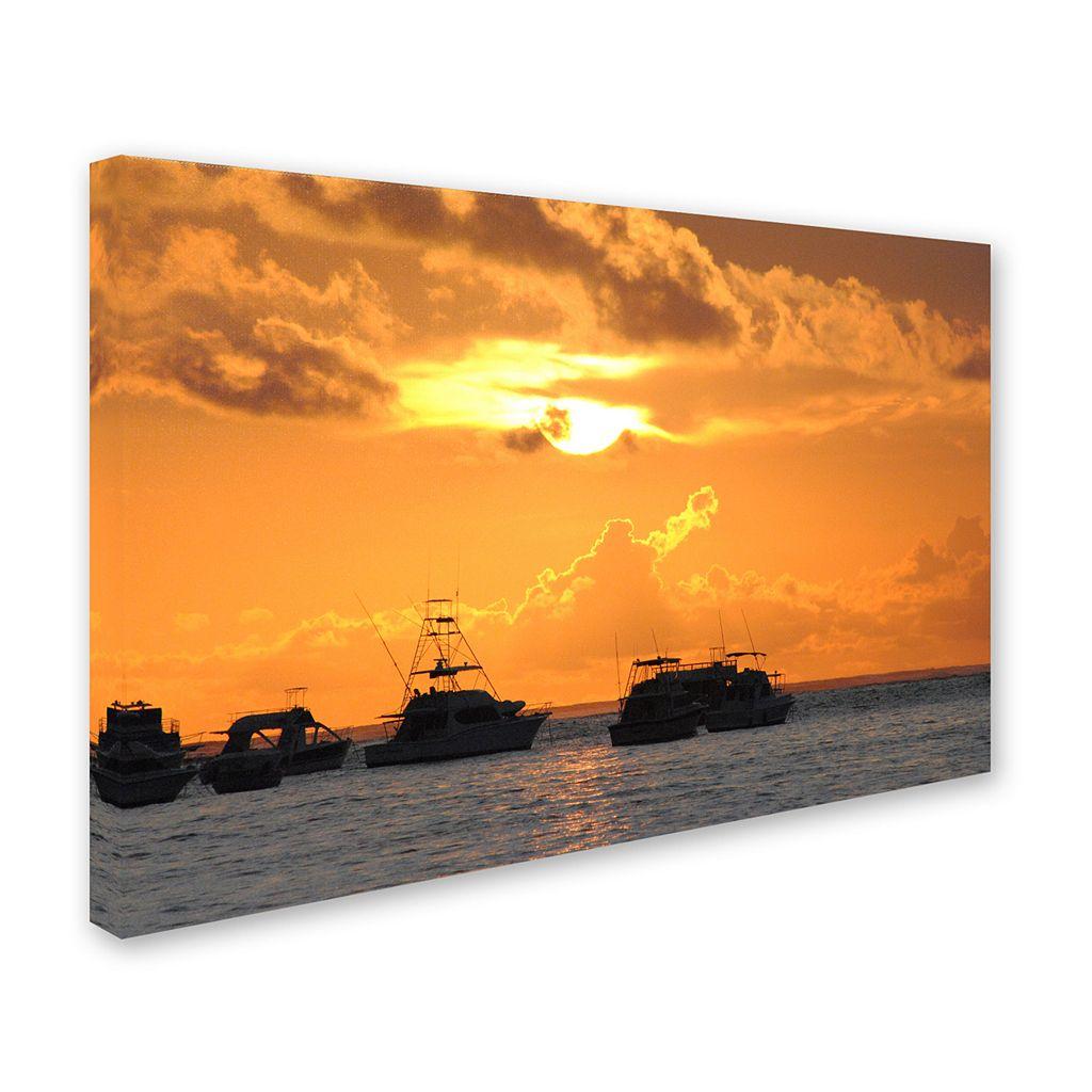 Trademark Fine Art Dreamily Canvas Wall Art