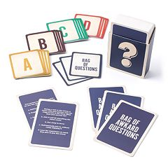 Bag of Awkward Questions Game