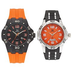 Joshua & Sons Men's Watch Set