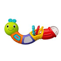 Infantino Twist & Play Caterpillar Rattle