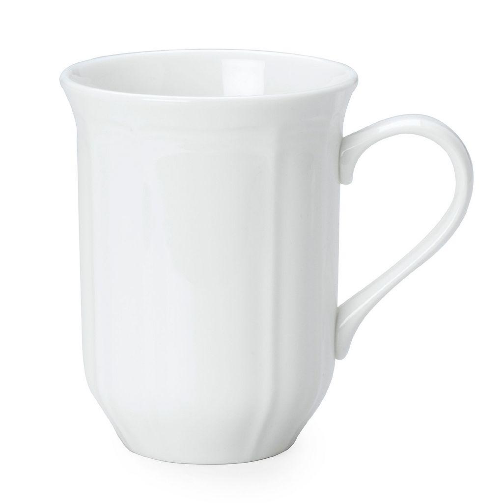 Mikasa Antique White 14-oz. 4-pc. Mug Set