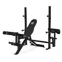 Marcy 2-Piece Pro Olympic Weight Bench