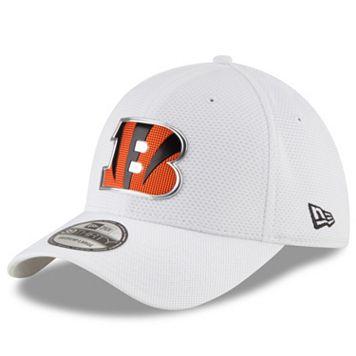 Adult New Era Cincinnati Bengals 39THIRTY Color Rush Fitted Cap