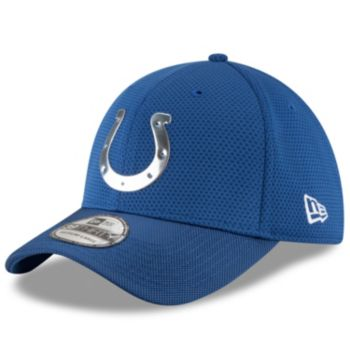 Adult New Era Indianapolis Colts 39THIRTY Color Rush Fitted Cap