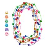 Girls 4-16 12-pc. Necklace & Ring Set