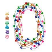 Girls 4-16 12 pc Necklace & Ring Set