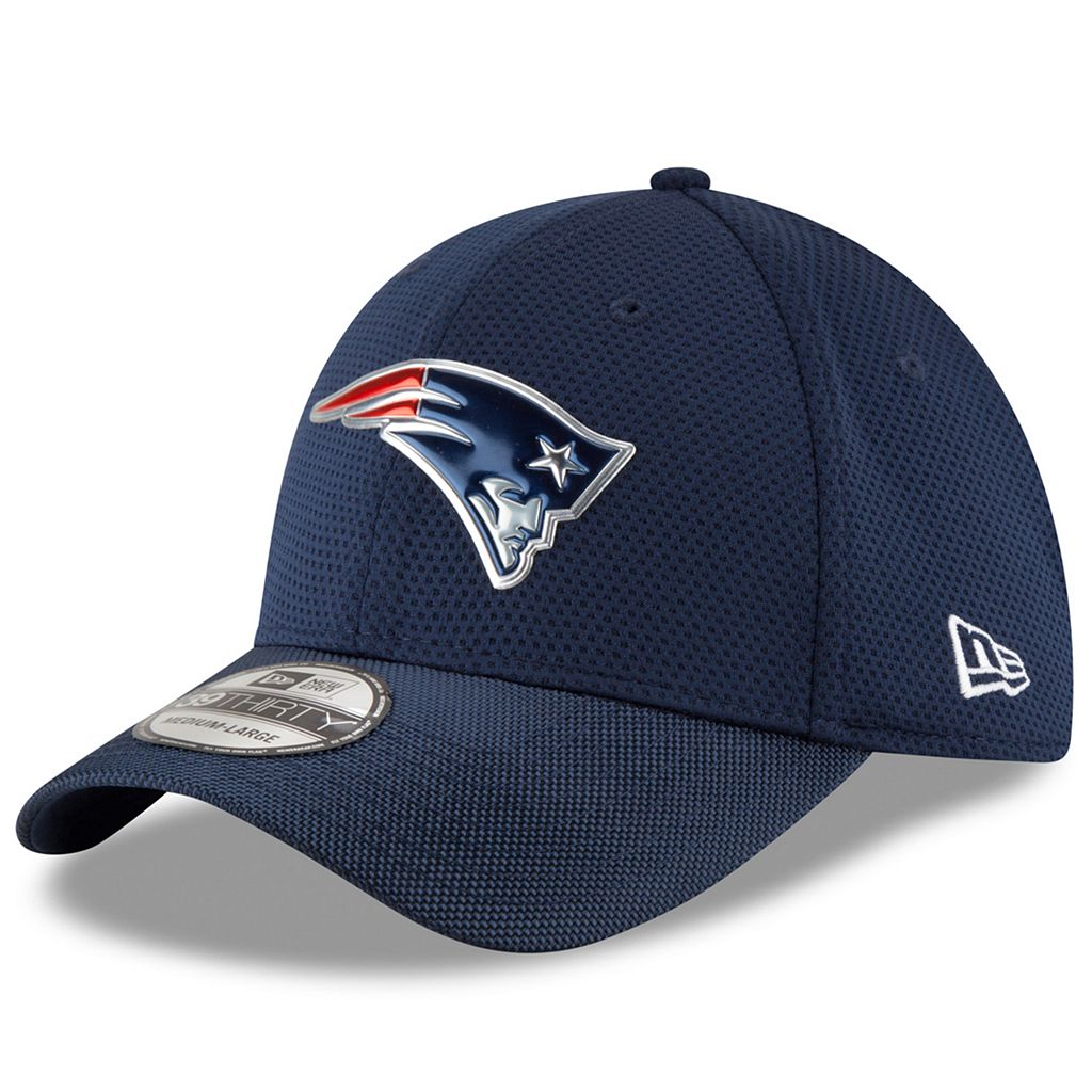 Adult New Era New England Patriots 39THIRTY Color Rush Fitted Cap