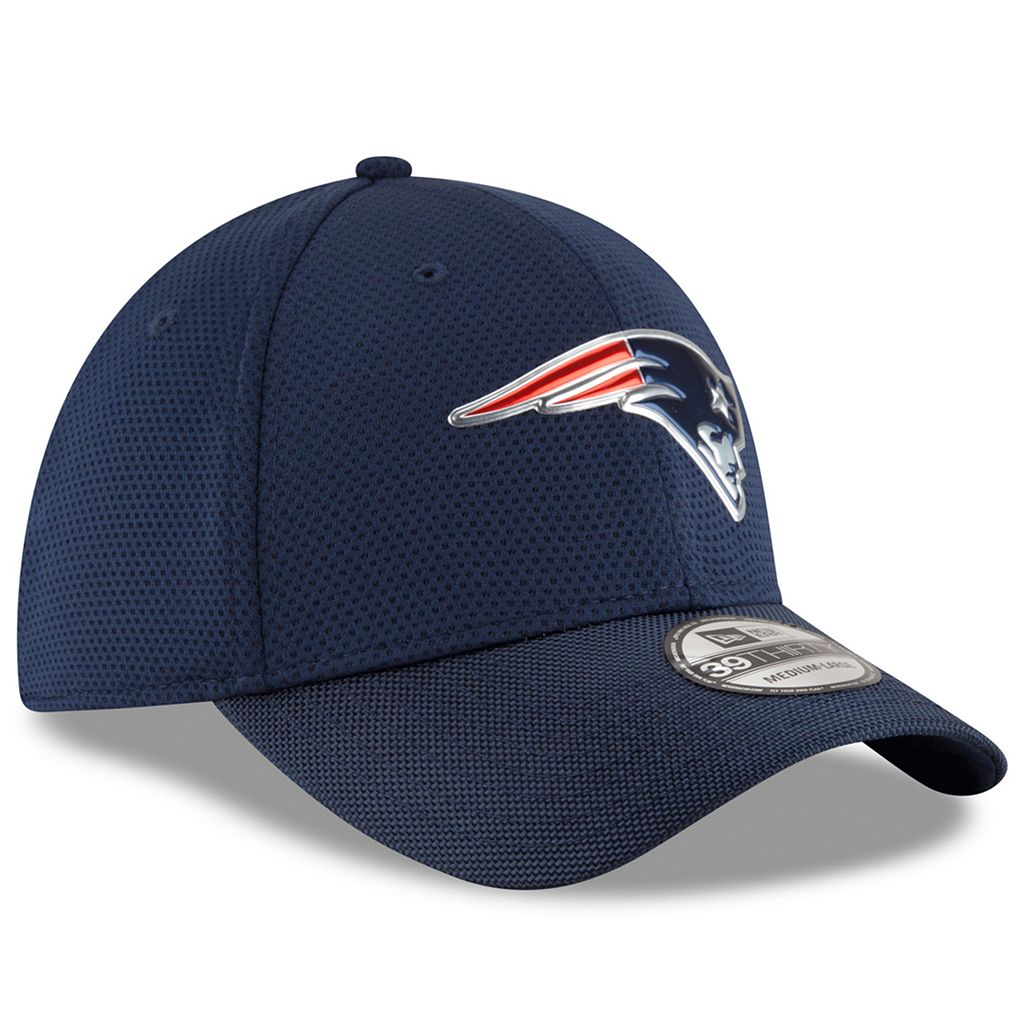 Adult New Era New EnglandPatriots 39THIRTY Color Rush Fitted Cap