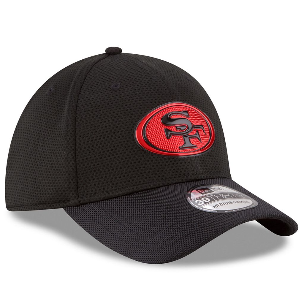 Adult New Era San Francisco 49ers 39THIRTY Color Rush Fitted Cap