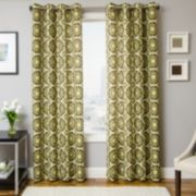 Softline Nala Medallion Window Curtain