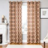 Softline Nala Medallion Curtain