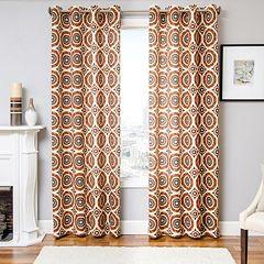 Softline Nala Medallion Window Curtain