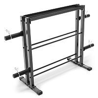 Marcy Combo Weight Storage Rack