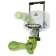 Franklin Shoot Again Basketball Hoop & Rebounder