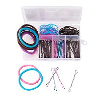 Girls 4-16 Hair Accessory Kit