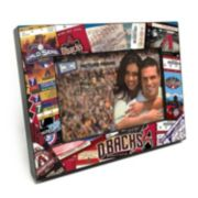 "Arizona Diamondbacks Ticket Collage 4"" x 6"" Wooden Frame"