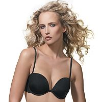 Jezebel Bras: Convertible Strapless Push-Up Bra 5312