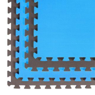 """Tadpoles 12-pc. Large 24"""" Foam Playmat Pieces"""