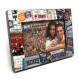 "Houston Astros Ticket Collage 4"" x 6"" Wooden Frame"