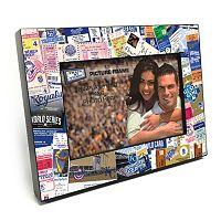 Kansas City Royals Ticket Collage 4