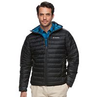 Men's Columbia Elm Ridge Hooded Puffer Jacket
