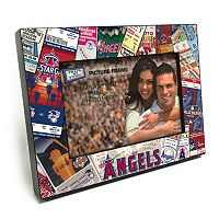 Los Angeles Angels of Anaheim Ticket Collage 4
