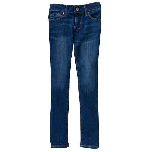 Girls 4-7 SONOMA Goods for Life™ Stretch Skinny Jeans