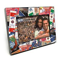 New York Mets Ticket Collage 4
