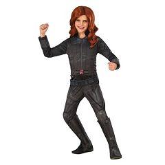 Kids Captain America: Civil War Black Widow Deluxe Costume