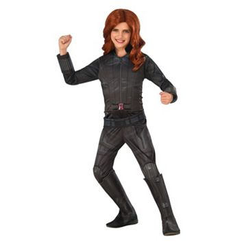 Kids Captain America: Civil War Black Widow Deluxe Costume