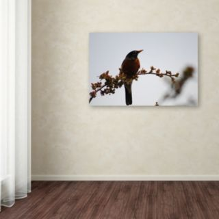Trademark Fine Art Guardian Canvas Wall Art