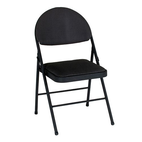 Cosco XL Comfort Folding Chair 4-piece Set